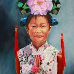 Het chinese meisje